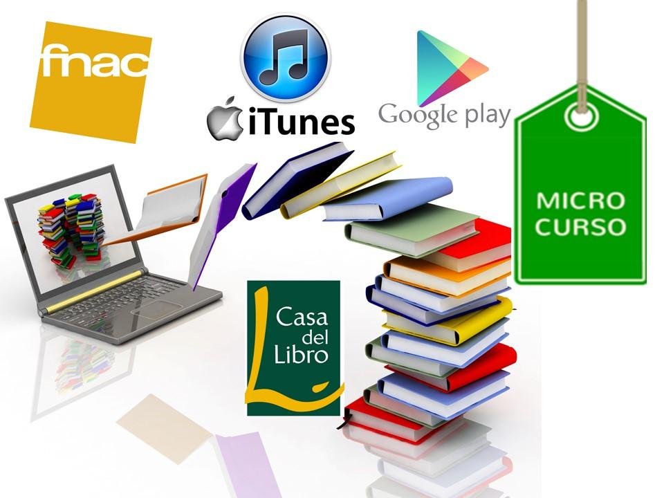 Publicar ebooks en librerías de internet