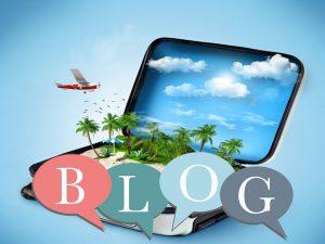 ganar dinero desde casa con un blog de viajes