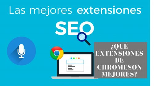 Extensiones de Chrome para SEO. Episodio#12